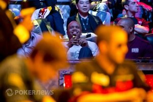 Ivey in the crowd to support Merson at WSOP Main Event final table