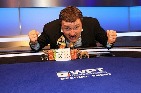 Tony G (Photo: PartyPoker Blog)