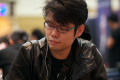 2012 PokerStars.net Asia Pacfic Poker Tour Cebu Day 1a: Han Ruo Goh Leads