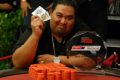 "Danny ""Brother D"" Leaoasavaii; the last winner of an Auckland-based PokerStars event"