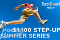 Party Poker $1,100 Step Up Freeroll Series!