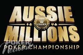 2010 Aussie Millions - set to be Australia's biggest poker event in history!