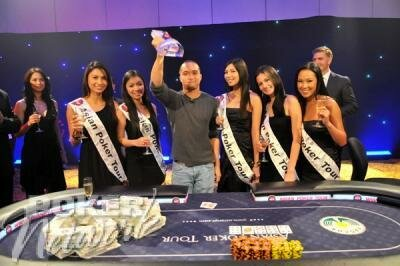 Local Neil Arce Wins APT Manila!