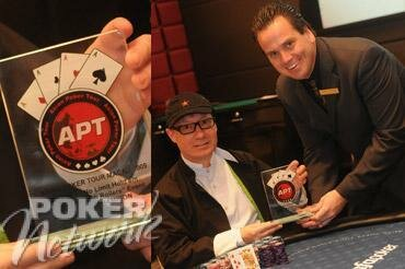 David Steicke Wins APT Macau High Rollers