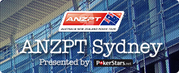 2013 PokerStars.net ANZPT Season 5 Sydney