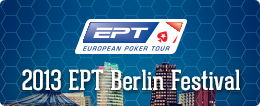 2013 PokerStars.com EPT Berlin
